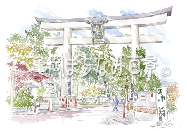 030 佐伯灯籠の始まり薭田野神社