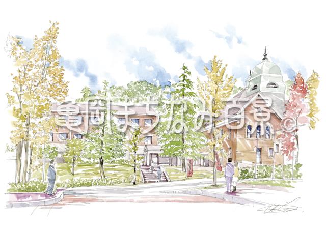 062 オクラホマ州立大学日本校の跡地