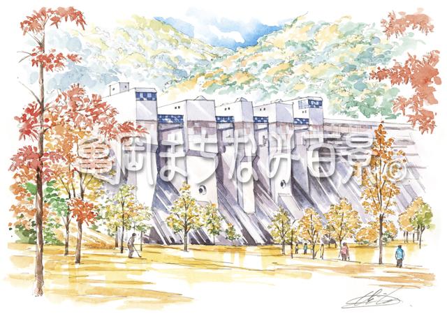 106 建築学会賞を受けた日吉ダム
